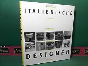 Italienische Designer - Interviews, Werkübersichten.: Giacomoni, Silvia und