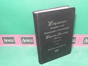 Witkowitzer Bergbau- und Eisenhütten-Gewerkschaft - Profil-Album. I.Teil: Witkowitzer Eisenwerk (Mähren).: