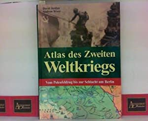 Atlas des zweiten Weltkriegs - Vom Polenfeldzug: Jordan, David und