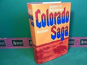 Colorado-Saga. Roman.: Michener, James A.: