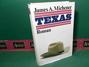 Texas - Roman.: Michener, James A.: