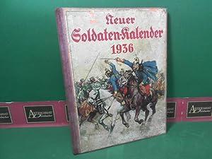 Neuer Soldaten-Kalender für das Jahr 1936. Jahrbuch