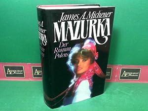 Mazurka - Der Roman Polens.: Michener, James A.: