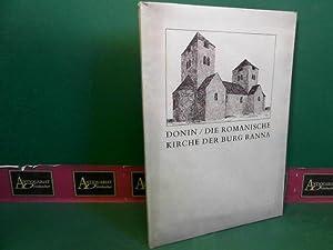 Dei romanische Kirche der Burg Ranna. (=: Donin, Richard Kurt: