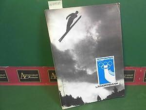 Olympische Winterspiele Innsbruck 1976 - Nordischer Skilauf: Stanek, Ivo, Kurt
