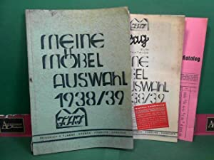 Meine Möbel - Auswahl 1938-39 - inkl.Preisliste: Flamme, Friedrich A.: