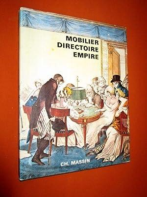 Mobilier Directoire Empire: Bizot (Chantal)