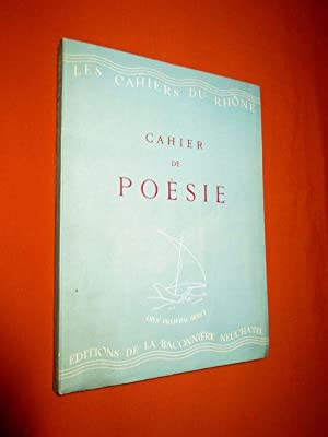 Les Cahiers du Rhône N°2. Cahier de: Saint Jean de