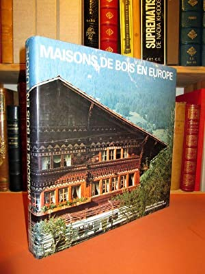 Maisons de bois en Europe -: Makoto Suzuki -
