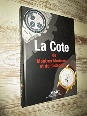 La Cote de montres modernes de collection.: Eric Hamdi