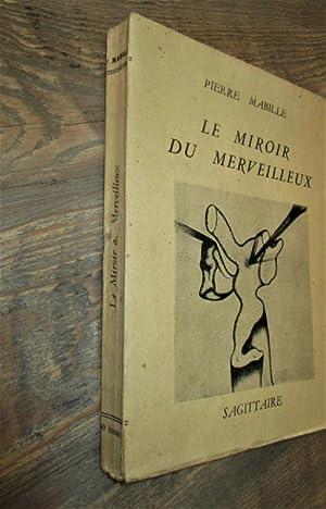 Le miroir du merveilleux by mabille pierre abebooks for Pierre mabille le miroir du merveilleux
