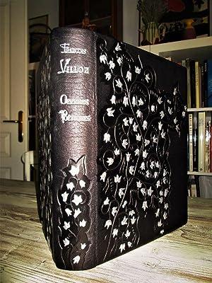 Oeuvres poétiques. Lithographies originales de Jansem.: François VILLON -