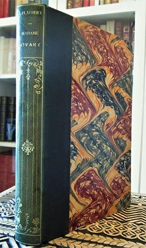 Madame de Bovary. Moeurs de province. Illustrations: FLAUBERT (Gustave) -