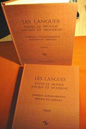 Les langues dans le monde ancien et: PERROT, Jean (collectif