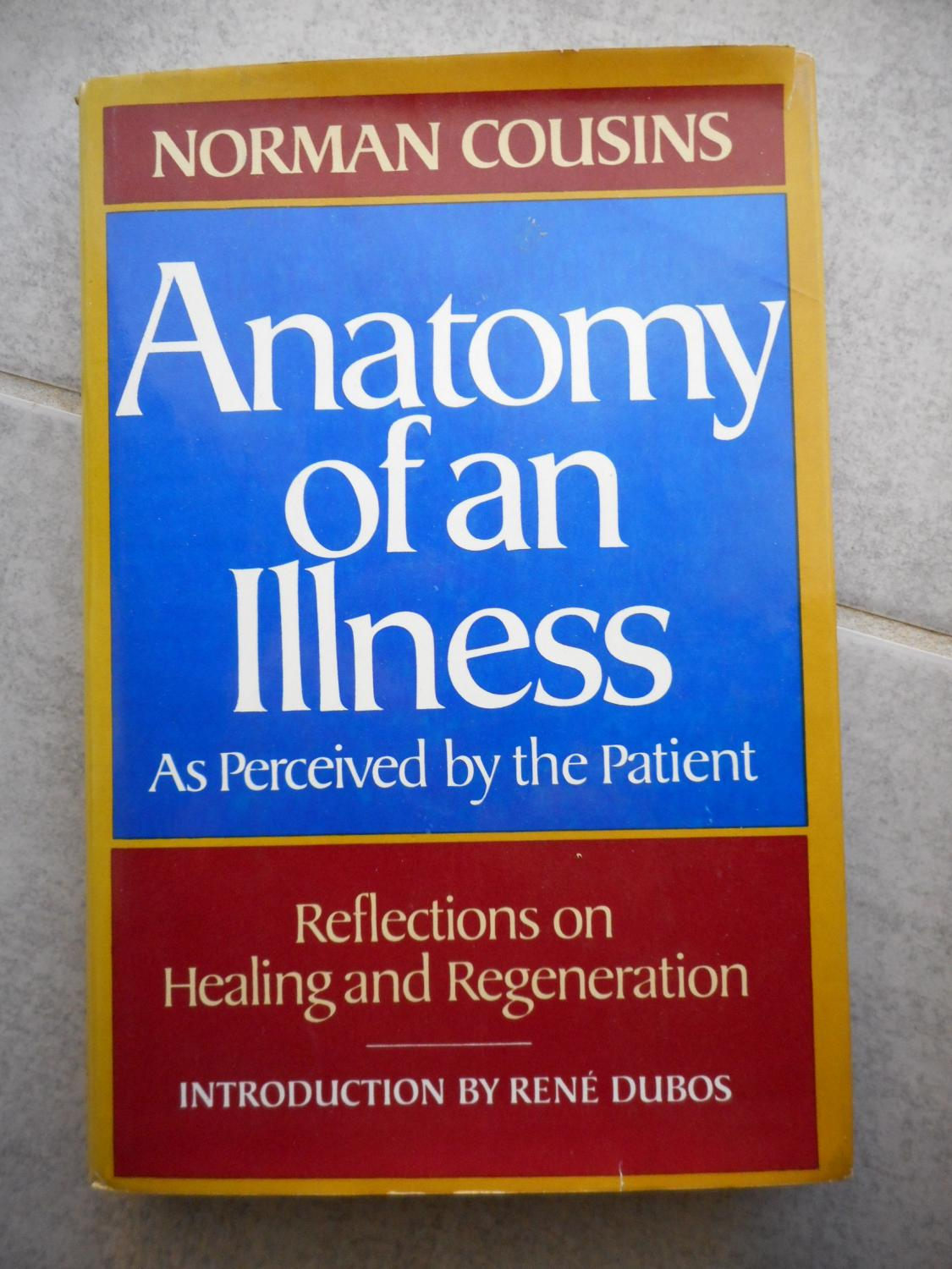 Anatomy Illness Perceived Patient - AbeBooks