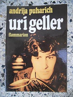 Uri Geller: Andrija Puharich