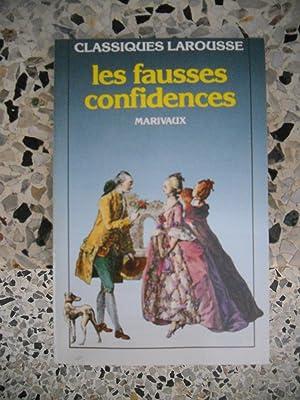 Les fausses confidences: Marivaux