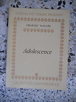 Adolescence: Charles Warzee
