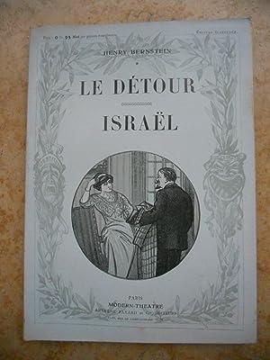 Le detour - Israel - Illustrations d'apres: Henry Bernstein -