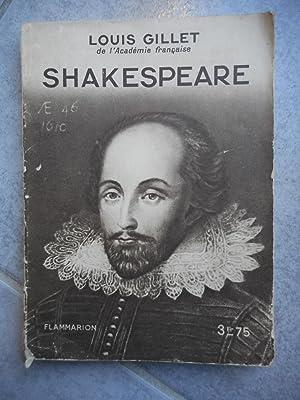 Shakespeare: Louis Gillet
