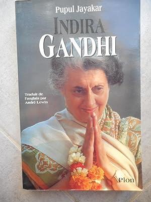 Indira Gandhi: Pupul Jayakar