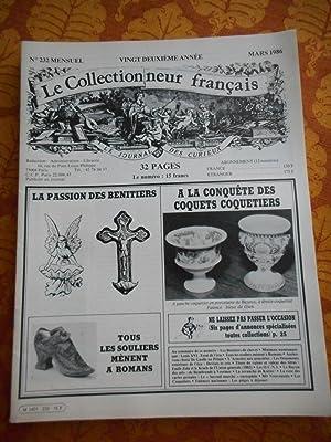 Le collectionneur francais - N.232 - mars: Collectif