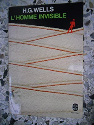 L'homme invisible: Herbert George Wells