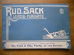 Catalogue - Rud-Sack - Leipzig Plagwitz: Anonyme