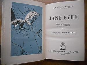 Jane Eyre - Frontispice de G. de: Charlotte Bronte -