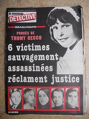 Le nouveau detective - n°38 du 9: collectif