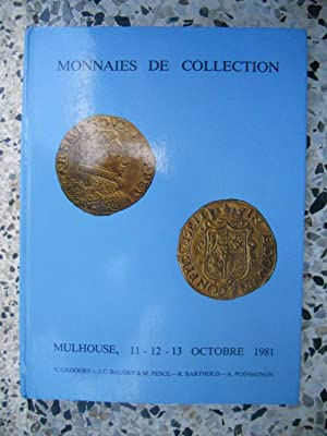 Monnaies de collection: anonyme