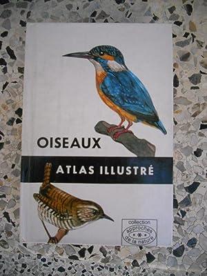 Oiseaux - atlas illustre - Illustrations de: Jaroslav Spirhanzi -