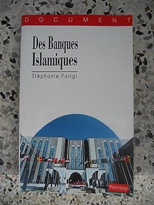Les banques islamiques: Stephane Parigi