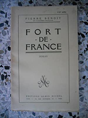 Fort-de-France: Pierre Benoit
