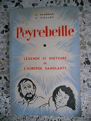 Peyrebeille - Legende et histoire de l'auberge: C. Almeras /
