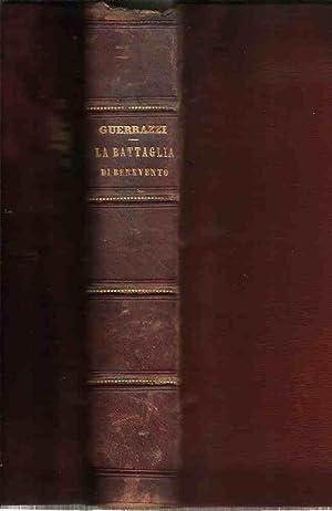 La battaglia di Benevento, storia del secolo: Guerrazzi, F.D.