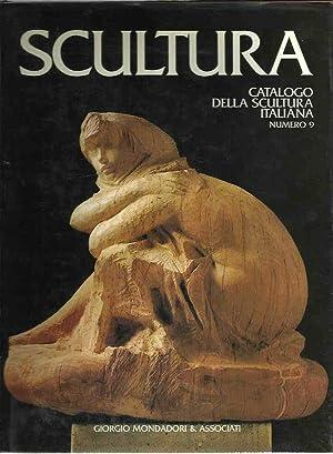 Catalogo della scultura italiana n° 9: AA.VV.