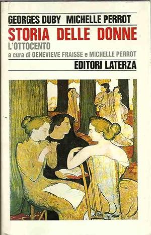 Storia delle donne. L'Ottocento: Duby, George -