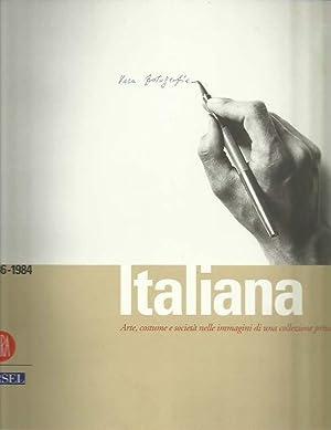 Vera fotografia italiana 1936-1984. Arte, costume e: Russo, Antonella (a