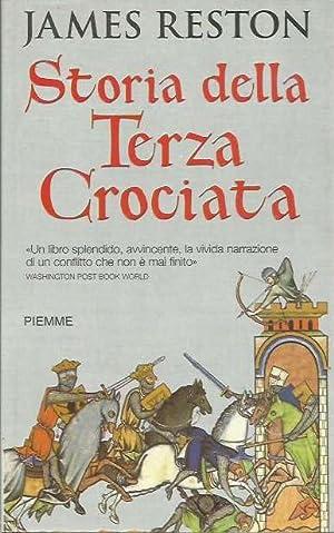 Storia della terza crociata: Reston, James