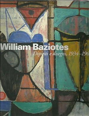 William Baziotes. Dipinti e disegni, 1934-1962: Preble, Michael (a