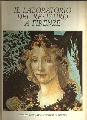 Il Laboratorio del restauro a Firenze: Paolucci, Antonio