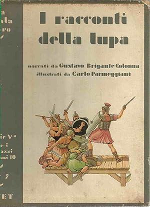 I racconti della lupa - La scala: Brigante Colonna, Gustavo