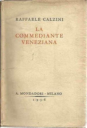 La commediante veneziana: Calzini, Raffaele