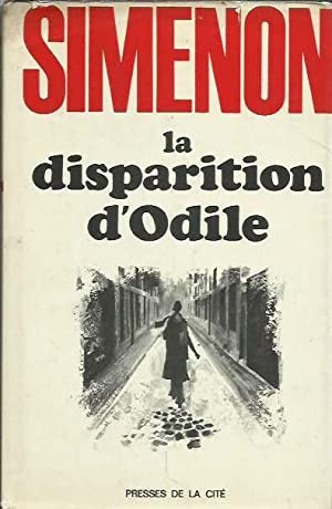 La disparition d'Odile