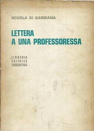 Lettera a una professoressa: Scuola di Barbiana