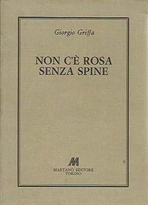 Non c'è rosa senza spine: Griffa, Giorgio