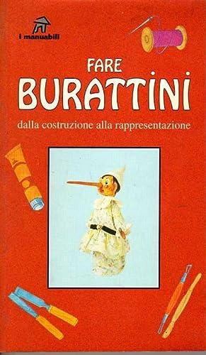 Fare burattini, dalla costruzione alla rappresentazione: Alessandro Pennasilico
