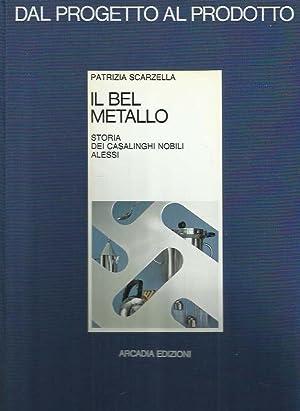 Il bel metallo. Storia dei casalinghi nobili: Scarzella, Patrizia