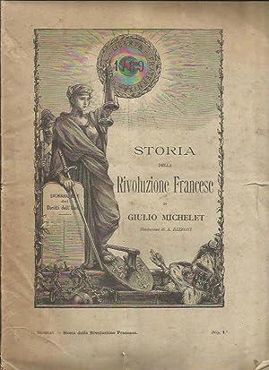 Storia della Rivoluzione Francese: Michelet, Giulio